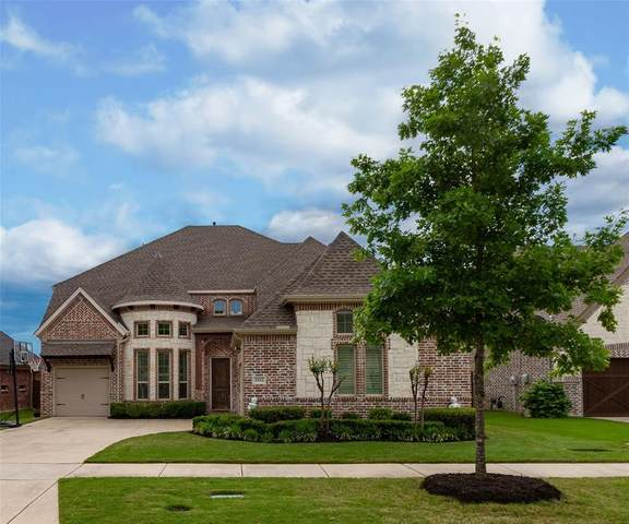 6844 Saint Phils Street, Frisco, TX 75035 (MLS #14354153) :: The Kimberly Davis Group