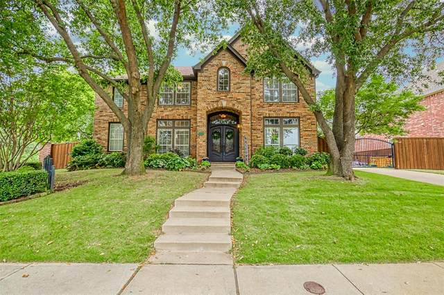 3720 Sandhurst Drive, Flower Mound, TX 75022 (MLS #14354165) :: HergGroup Dallas-Fort Worth