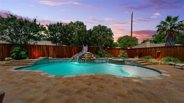 2914 Persimmon Place, Rowlett, TX 75088 (MLS #14354169) :: The Hornburg Real Estate Group