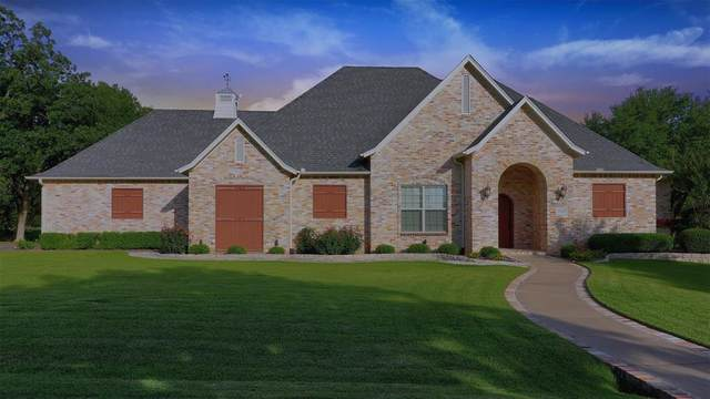 27127 Whispering Meadow Drive, Whitney, TX 76692 (MLS #14354180) :: Century 21 Judge Fite Company