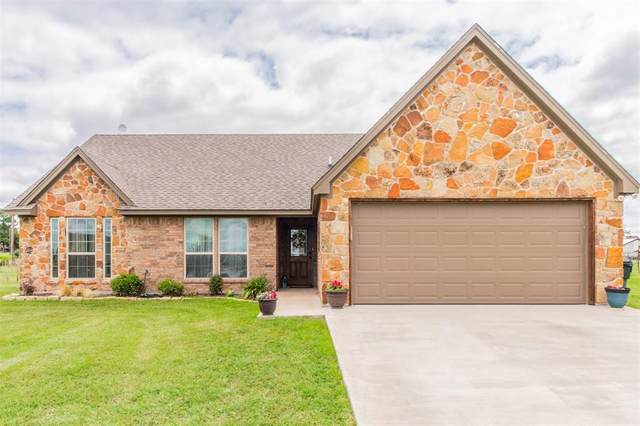 138 Savannah Drive, Weatherford, TX 76087 (MLS #14354189) :: The Daniel Team