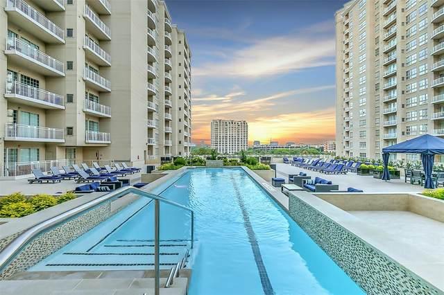3225 Turtle Creek Boulevard #1643, Dallas, TX 75219 (MLS #14354193) :: Real Estate By Design