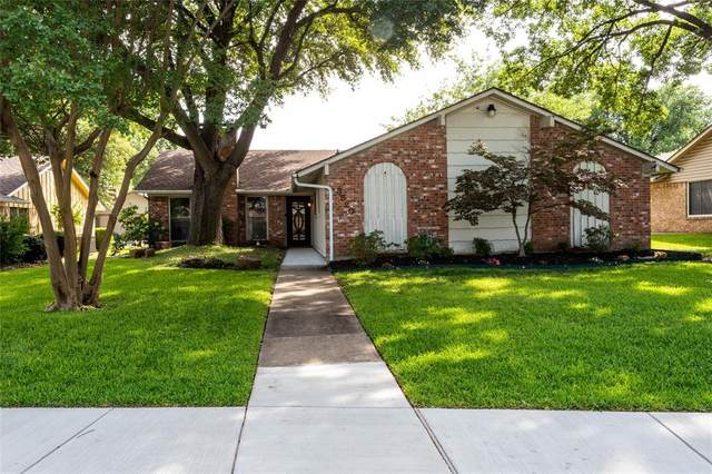 3520 Fontaine Street, Plano, TX 75075 (MLS #14354201) :: The Chad Smith Team