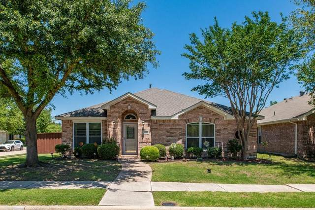 5312 Golden Wheat Lane, Mckinney, TX 75070 (MLS #14354224) :: All Cities USA Realty