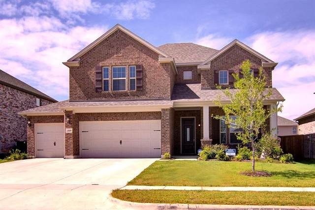 1809 Cinnamon Trail, Aubrey, TX 76227 (MLS #14354232) :: Baldree Home Team