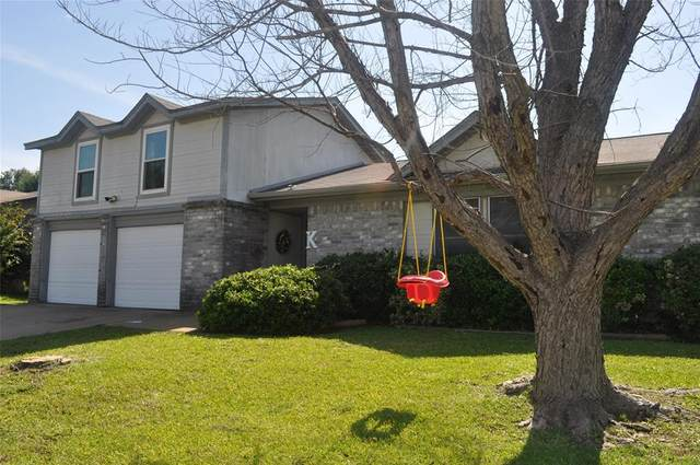 6613 Hughes Drive, Watauga, TX 76148 (MLS #14354236) :: Tenesha Lusk Realty Group