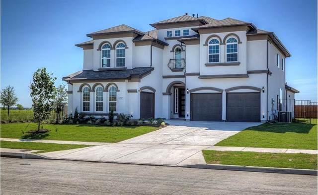 2587 Maidenhair Road, Frisco, TX 75033 (MLS #14354246) :: Robbins Real Estate Group