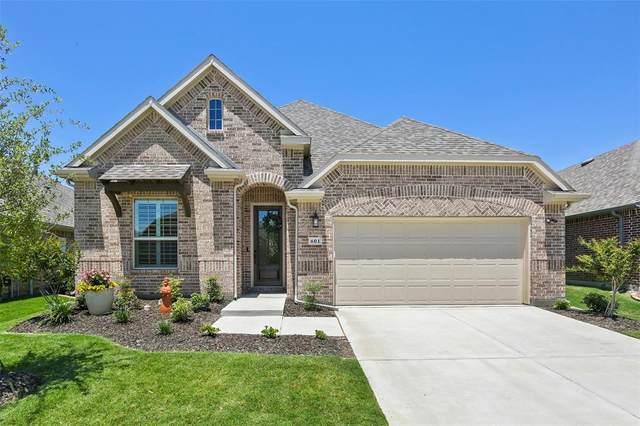601 Upton Avenue, Celina, TX 75009 (MLS #14354255) :: The Chad Smith Team