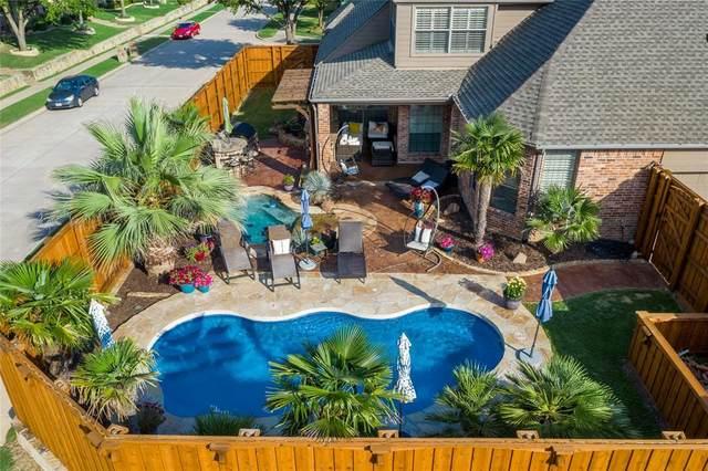 1005 Clack Drive, Garland, TX 75044 (MLS #14354258) :: The Good Home Team