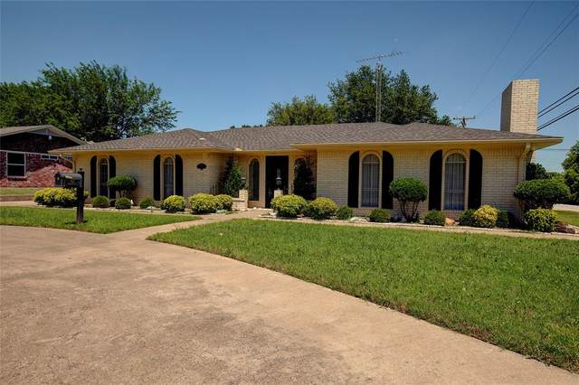 501 Cassandra Street, Howe, TX 75459 (MLS #14354267) :: NewHomePrograms.com LLC