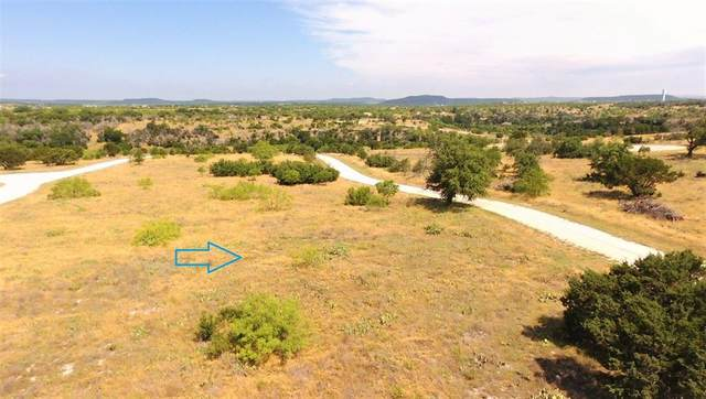 Lot 126 Balleycastle Drive, Possum Kingdom Lake, TX 76449 (MLS #14354278) :: The Mitchell Group