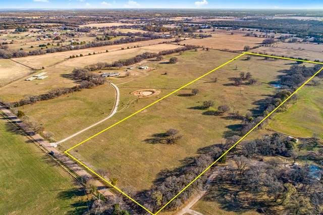 8376 Cr 4084, Scurry, TX 75158 (MLS #14354279) :: The Good Home Team