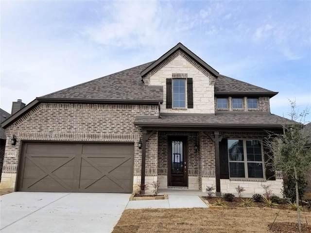 6217 Norley Court, Celina, TX 76227 (MLS #14354285) :: Tenesha Lusk Realty Group