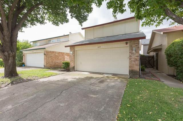 2805 Southern Cross Drive, Garland, TX 75044 (MLS #14354293) :: The Hornburg Real Estate Group