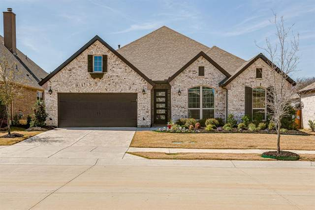 3713 North Star Lane, Little Elm, TX 75068 (MLS #14354312) :: Frankie Arthur Real Estate