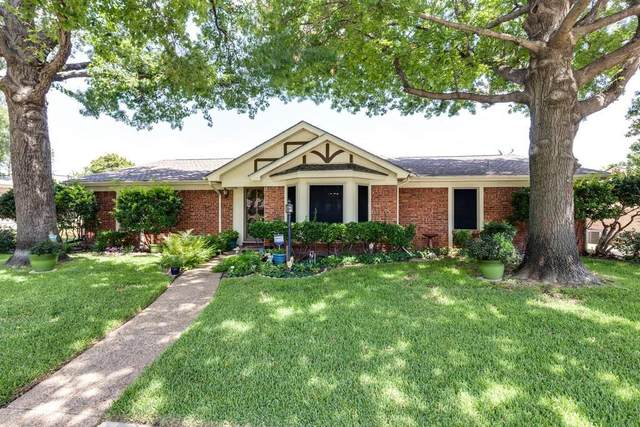 2524 Lakeview Drive, Bedford, TX 76021 (MLS #14354313) :: Potts Realty Group