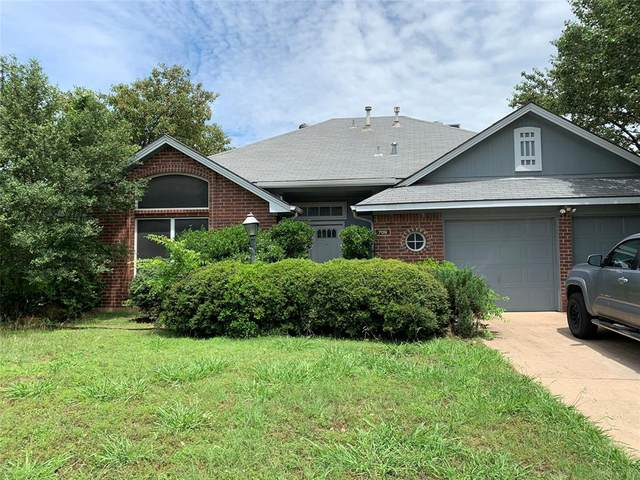709 Parkland Court, Hurst, TX 76053 (MLS #14354325) :: Tenesha Lusk Realty Group
