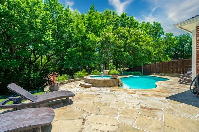 408 Lake Village Drive, Mckinney, TX 75071 (MLS #14354394) :: All Cities USA Realty