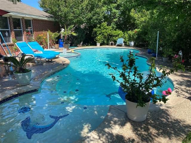 1201 Shenandoah Way, Forney, TX 75126 (MLS #14354399) :: Real Estate By Design