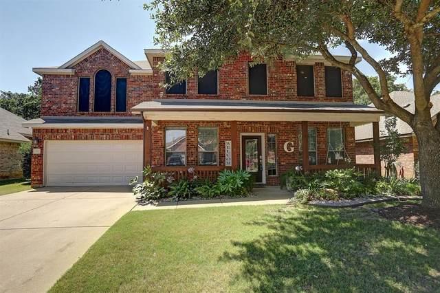 600 Valencia Drive, Arlington, TX 76002 (MLS #14354406) :: The Chad Smith Team