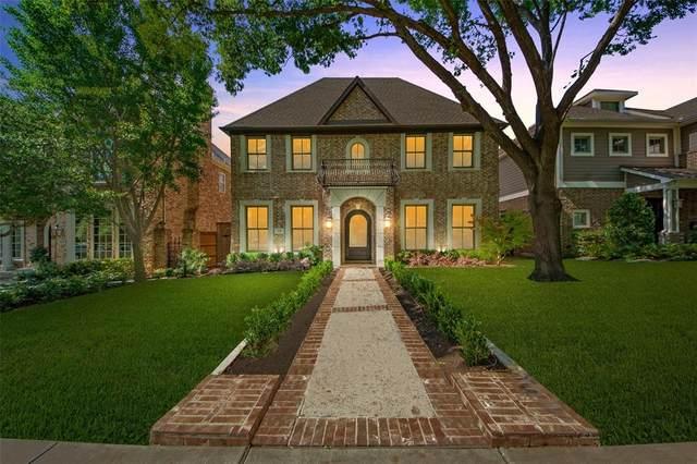 3228 Rankin Street, University Park, TX 75205 (MLS #14354410) :: The Heyl Group at Keller Williams