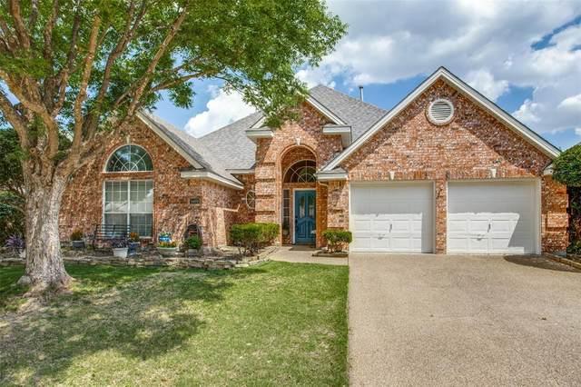 5409 N Briar Ridge Circle, Mckinney, TX 75072 (MLS #14354417) :: The Good Home Team