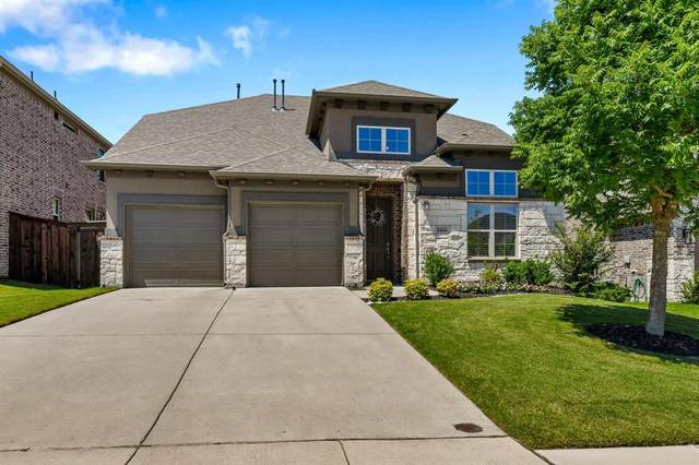 1004 Spring Falls, Mckinney, TX 75071 (MLS #14354423) :: The Good Home Team