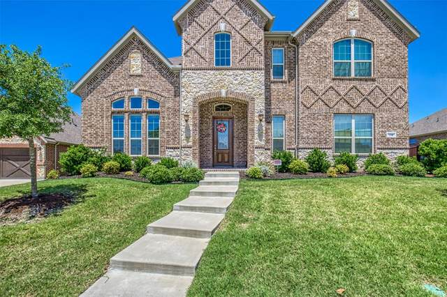 738 Lazy Brooke Drive, Rockwall, TX 75087 (MLS #14354432) :: The Mitchell Group