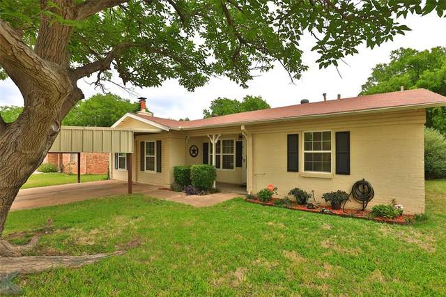 417 N San Jose Drive, Abilene, TX 79603 (MLS #14354436) :: Team Hodnett