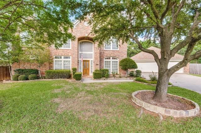 411 Osprey Court, Southlake, TX 76092 (MLS #14354444) :: The Hornburg Real Estate Group