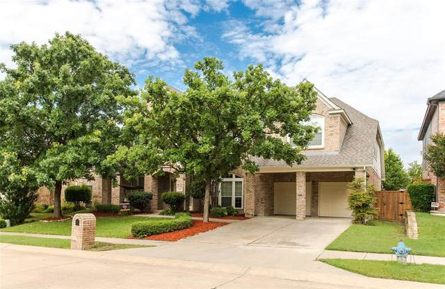 505 Saddlehorn Drive, Mckinney, TX 75071 (MLS #14354446) :: Real Estate By Design