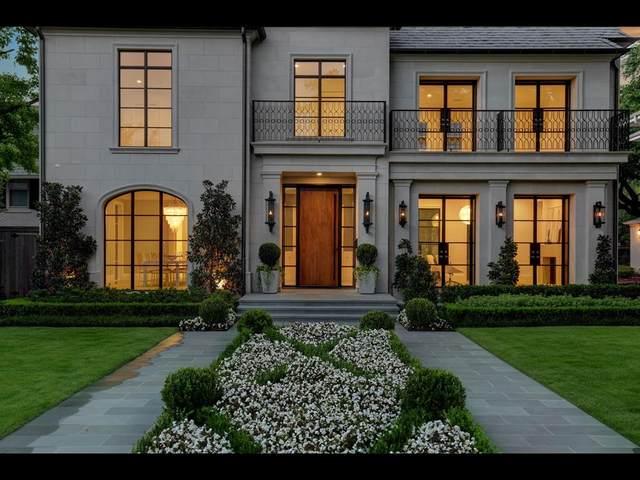 3414 Beverly Drive, Highland Park, TX 75205 (MLS #14354450) :: The Hornburg Real Estate Group