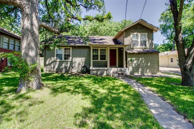 8635 Eustis Avenue, Dallas, TX 75218 (MLS #14354461) :: The Tierny Jordan Network
