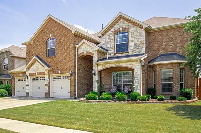 2500 Stable Door Lane, Fort Worth, TX 76244 (MLS #14354465) :: Tenesha Lusk Realty Group