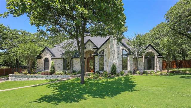 1362 Lakeview Drive, Southlake, TX 76092 (MLS #14354491) :: Team Tiller