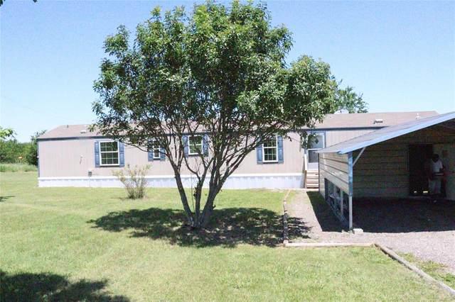 216 Hilltop Trail, Rhome, TX 76078 (MLS #14354493) :: Team Hodnett
