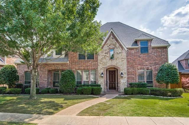5161 Running Brook Drive, Frisco, TX 75034 (MLS #14354533) :: The Good Home Team