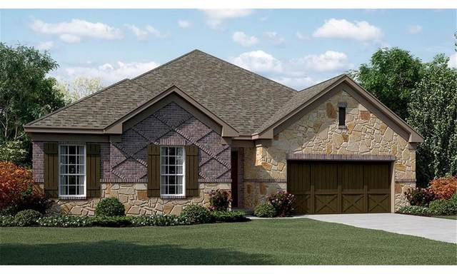 1230 Rainier Drive, Prosper, TX 75078 (MLS #14354537) :: Real Estate By Design