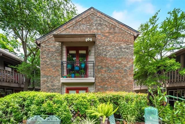 4239 Mckinney Avenue #207, Dallas, TX 75205 (MLS #14354541) :: The Good Home Team