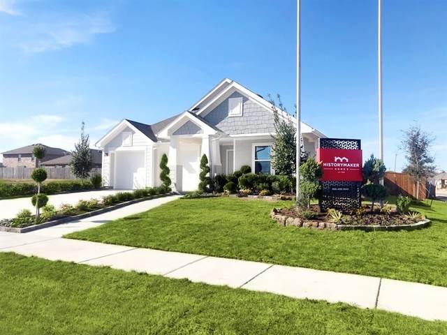 127 Spring Creek Lane, Terrell, TX 75160 (MLS #14354543) :: Tenesha Lusk Realty Group