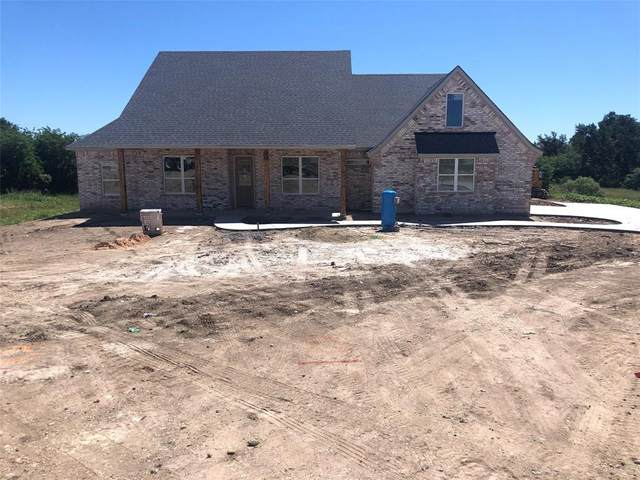 136 North Ridge Court, Weatherford, TX 76088 (MLS #14354546) :: The Hornburg Real Estate Group