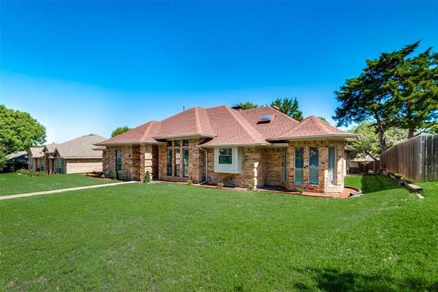 617 Dartbrook Drive, Desoto, TX 75115 (MLS #14354562) :: RE/MAX Pinnacle Group REALTORS