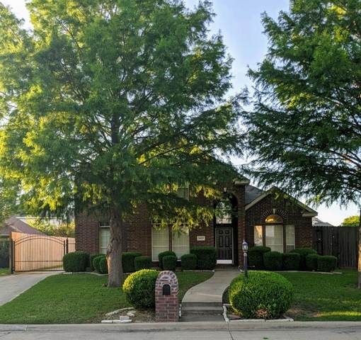 1407 Brittany Lane, Mansfield, TX 76063 (MLS #14354564) :: The Chad Smith Team