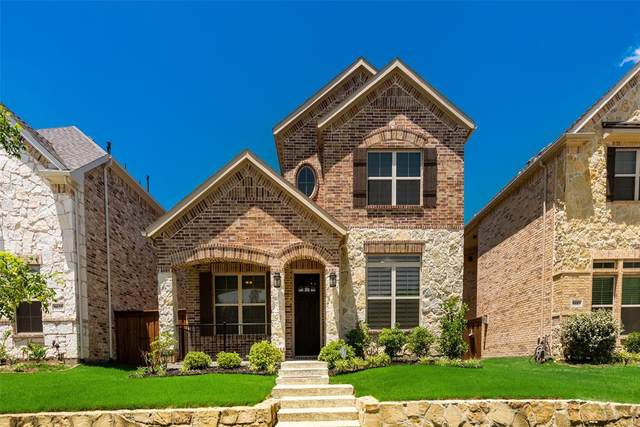 8659 Edgemere Drive, Frisco, TX 75035 (MLS #14354571) :: All Cities USA Realty