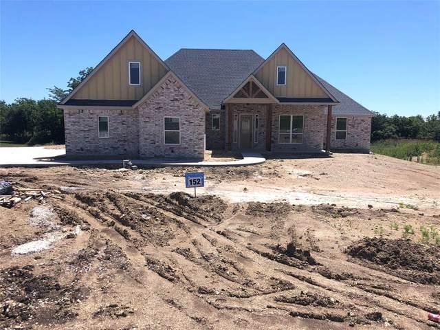 152 North Ridge Court, Weatherford, TX 76088 (MLS #14354572) :: The Hornburg Real Estate Group