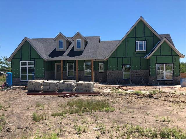 184 North Ridge Court, Weatherford, TX 76088 (MLS #14354584) :: The Hornburg Real Estate Group