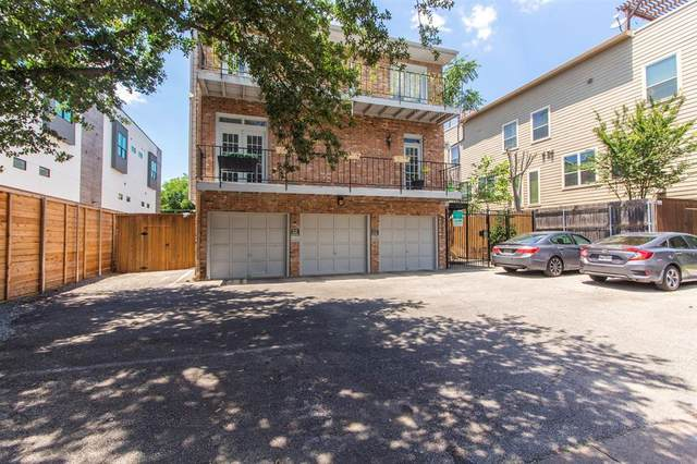 2727 Reagan Street A, Dallas, TX 75219 (MLS #14354592) :: Results Property Group