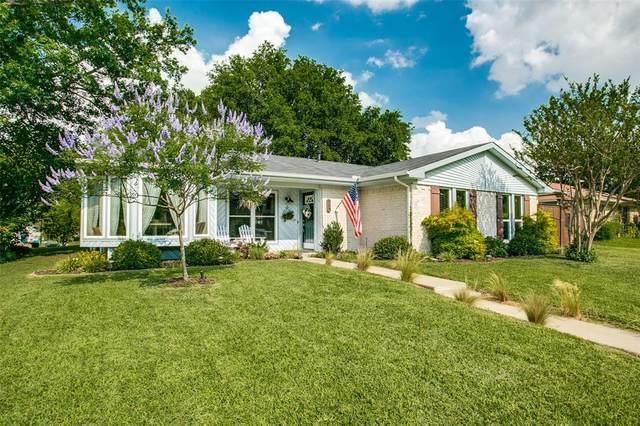 150 Edgewood Drive, Coppell, TX 75019 (MLS #14354605) :: The Daniel Team