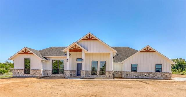 116 Cottongame Road, Weatherford, TX 76088 (MLS #14354606) :: All Cities USA Realty
