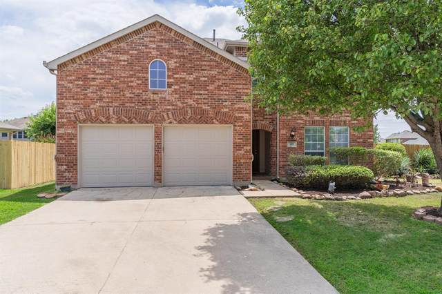 121 E Forestwood Drive, Forney, TX 75126 (MLS #14354612) :: Tenesha Lusk Realty Group